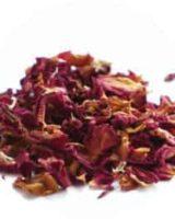 ダマスクローズ ペタル <br> Organic Rose damascena petal <br> バイオダイナミック有機