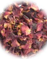 ダマスクローズペタル <br> Organic Rose damascena <br> EU オーガニック