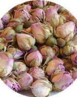 ダマスクローズ バッズ <br> Organic Rose Damascena buds <br> バイオダイナミック有機