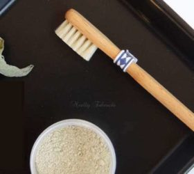 セージ自家製歯磨き粉