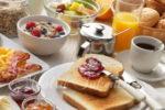 朝食にどのハーブティーを飲みますか。