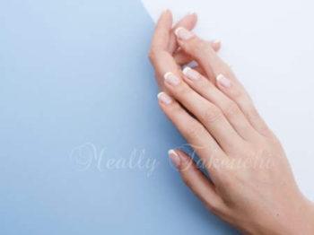ひび割れた手の自然療法