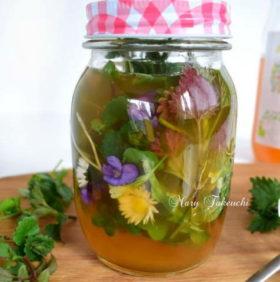 春の酸っぱい蜂蜜